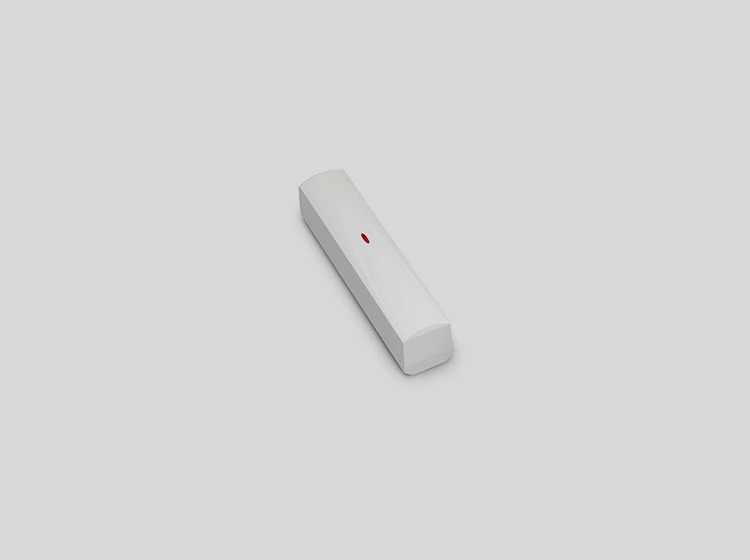 System alarmowy z czujnikiem wibracyjnym